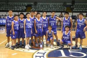 Team Pablo, Chanmpions, Pabayo Division, ABL 2009