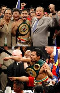 Bob Arum declares Pacquiao the best ever. You know.....