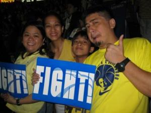 Laban = Fight!!!