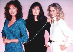 Tanya Roberts was the last addition to the cast. Jacklyn Smith was the last angel standing
