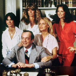 The Angels with Bosley and Cheryl Ladd who replaced Farrah Fawcett in season 2