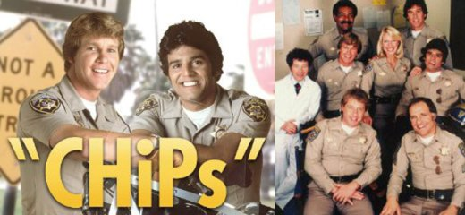 The cast of CHiPS